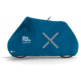 BikeParka Urban Bike Cover, blue